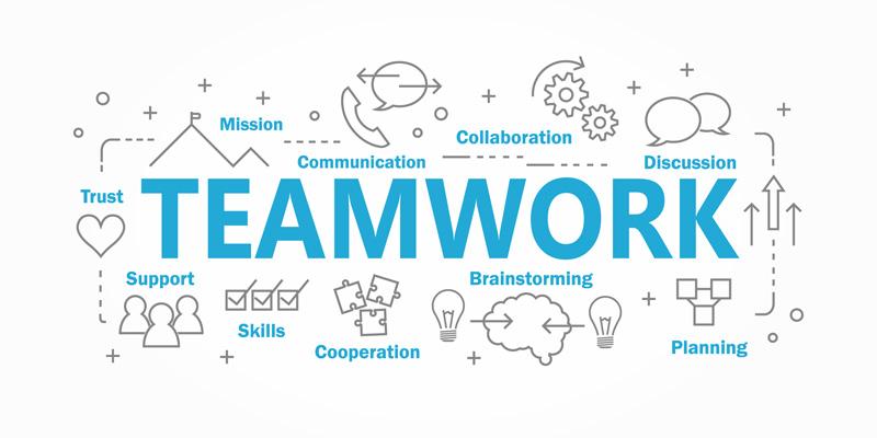 チーム内の情報共有や見える化を進め、コミュニケーションを活性化し「生産性向上」